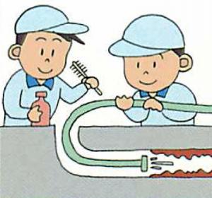 6号 建築物排水管清掃業