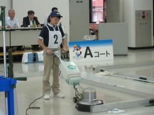 井口 和子選手(テルウェル東日本㈱ 茨城支店)